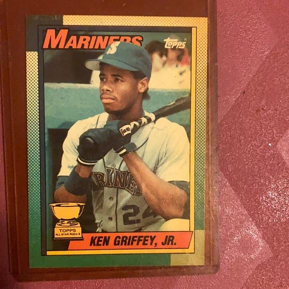 Ken Griffey All Star Rookie Card